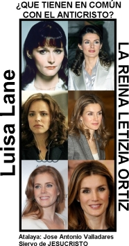 LETIZIA Y LUISA LANE